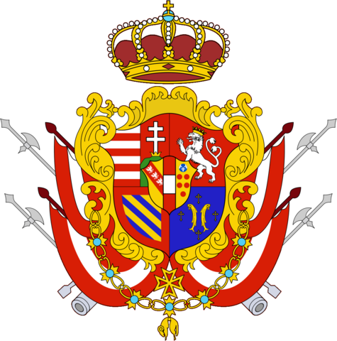 File:Coat of arms of the Grand Duchy of Tuscany (great).png