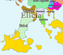 Map Elicia
