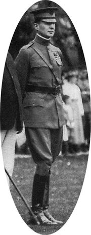 Douglas MacArthur as USMA Superintendent