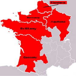 Provinces of France