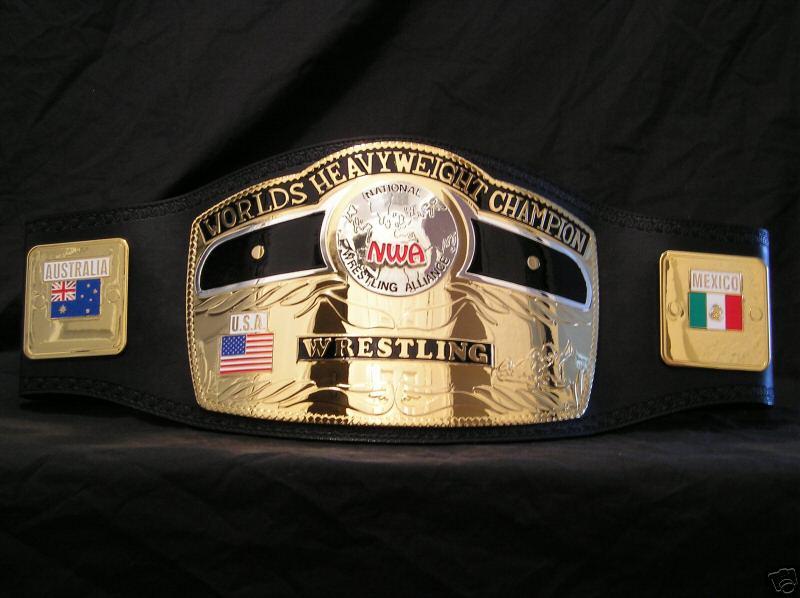 Nwa World Heavyweight Championship Folly Of A Titan