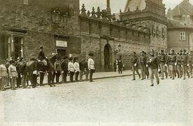 PragueArmyMarch