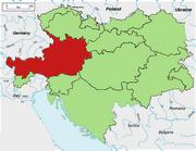 Location German-Austria A-H (TNE)