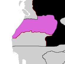 Location of Kasodani (PM II)