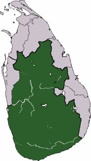 Sri Lanka (1983: Doomsday)