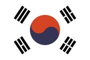 Flag of Korea (PMIII)