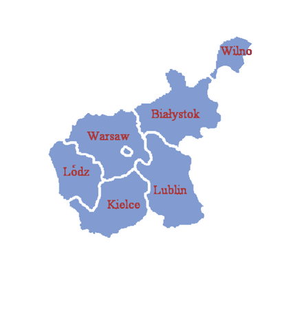 File:Kingdom of Poland 1919.png