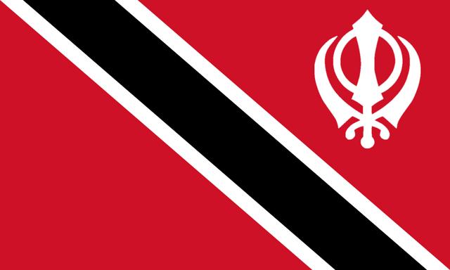 File:Flag of Trinidad and Tobago (Ranjit Singh Lives).png