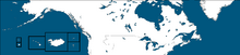 Location of Canada (Alternative 2014)
