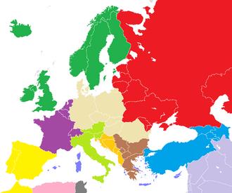 Europe.
