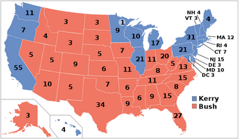 United States presidential election 2004