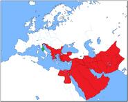 Alexander's Empire 311 BC Italia