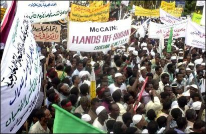 File:Protest in Khartoum 2006.PNG