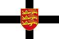 Flag of Guernsey and Jersey TBAC