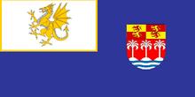 9 - Colonial Flag of Welsh Samoa