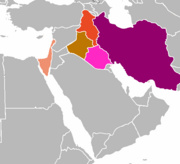 Iraq-Iran Division (Avaro)