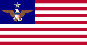 US flag (Greater America)