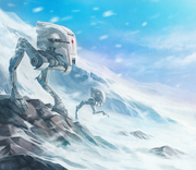 All Terrain Exploration Droid