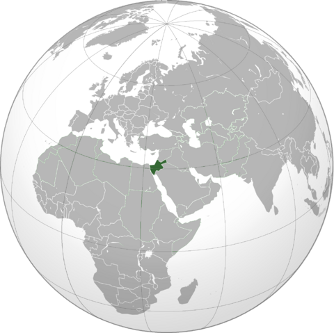 File:Israel (orthographic projection).png