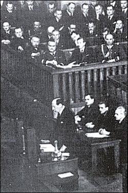 Jozef Beck Speech 1938