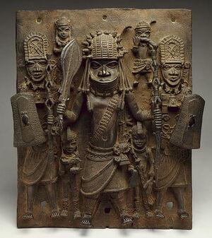 Benin warriors
