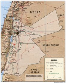 1983DD Jordan Map