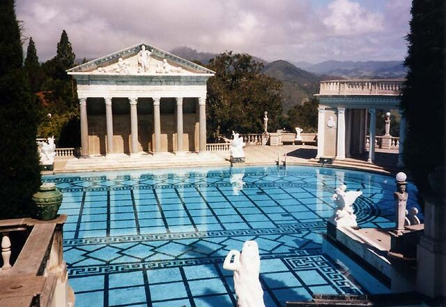 File:Hearst Castle pool.jpg