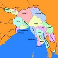 Hanthawaddy Administrative