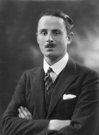 Oswald Mosley Portrait