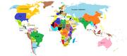 World map DUS