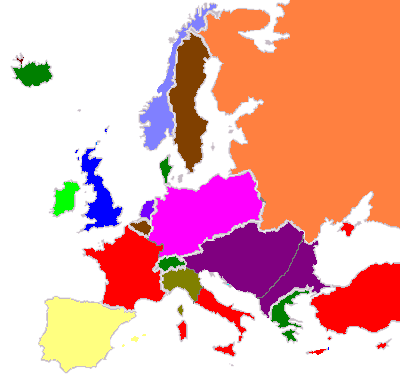 File:Map of Europe 1940.PNG