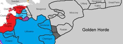 Teuton-Polish Agreement