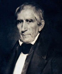 William Henry Harrison daguerreotype edit