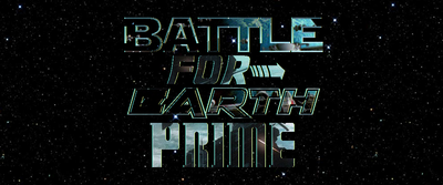 Battle for Earth Prime Logo