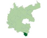 Deutschland Lage von Krain.png