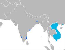 Location French India (TNE)