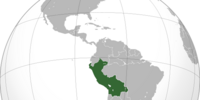 Peru-Bolivian People's Republic (America Takes All Lands From Mexico And Ottoman Empire)