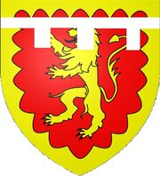 Arms of the Duke of Dyfed 2nd Creation