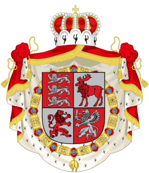 Greater Coat of Arms of Livonia