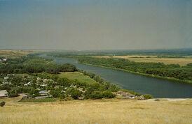 800px-Don River near Kalininsky