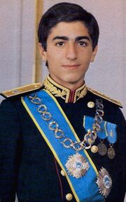 Pahlavi-RezaII