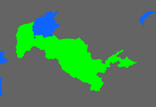 Uzbekistan (Alternative 2014)