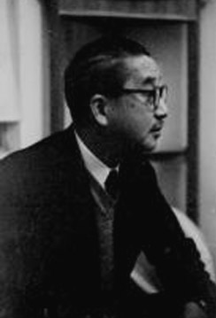 File:Japan Sanzo Nosaka First Secretary Communist Party of Japan Central Committee.jpg