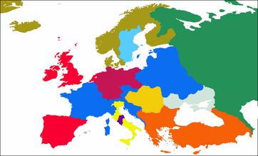 Post-Germanic War Europe