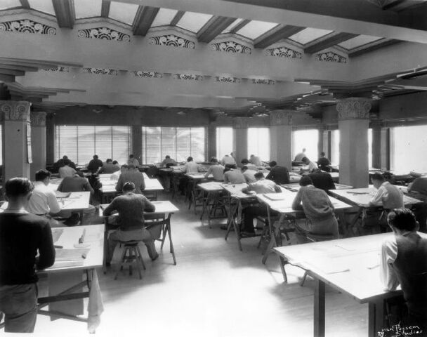 File:32 drafting tables 1940 big.jpg