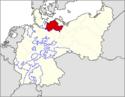 CV Map of Mecklenburg 1918-1934