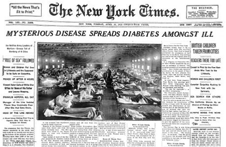 File:Old newspaper diabetes virus.png