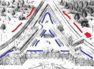 Battle of Fort Caroline 1