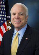 Official portrait of John McCain (2009)
