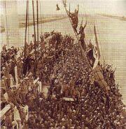 Truppe italiane in viaggio verso l 27Eritrea